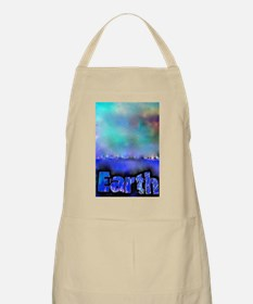 Abstract Earth Apron
