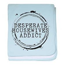 Desperate Housewives Addict Infant Blanket