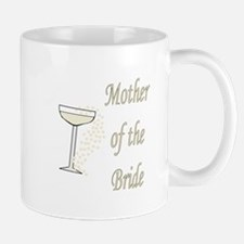 Mother Of The Bride Mugs