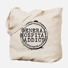 General Hospital Addict Tote Bag