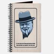 Churchill -Regulations Journal