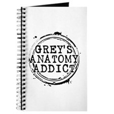 Grey's Anatomy Addict Journal