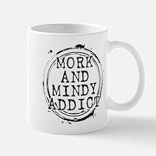 Mork and Mindy Addict Mug