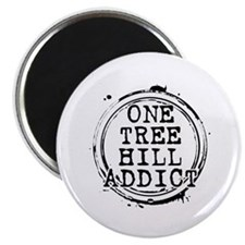 """One Tree Hill Addict 2.25"""" Magnet (100 pack)"""