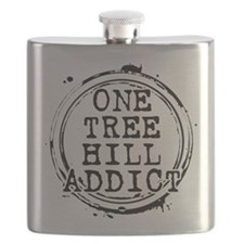 One Tree Hill Addict Flask