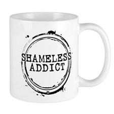 Shameless Addict Small Mug