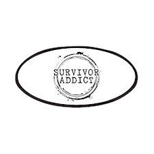 Survivor Addict Patches