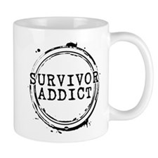 Survivor Addict Mug