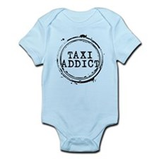 Taxi Addict Infant Bodysuit