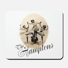 The Hamptons Mousepad