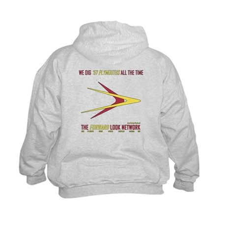 Kids Sweatshirt (With Front Logo)