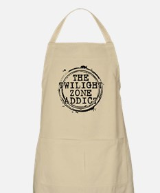 The Twilight Zone Addict Apron