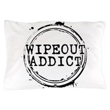 Wipeout Addict Pillow Case
