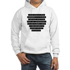 I Have Finally Been Diagnosed Hoodie