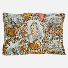 Queen Victoria Jubilee Pillow Case