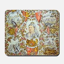 Queen Victoria Jubilee Mousepad