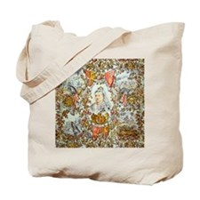 Queen Victoria Jubilee Tote Bag