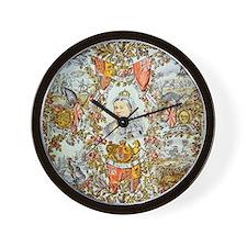 Queen Victoria Jubilee Wall Clock