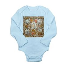 Queen Victoria Jubilee Long Sleeve Infant Bodysuit