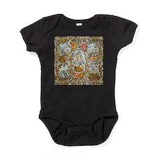 Queen Victoria Jubilee Baby Bodysuit