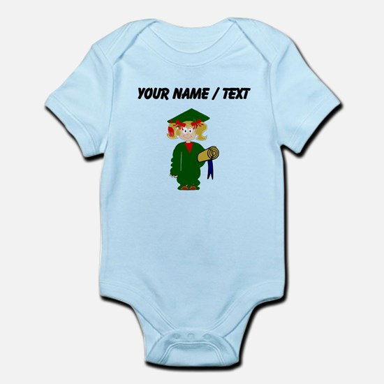 Custom Grammar School Graduate Body Suit