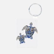 Peace Turtles Keychains