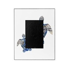 Peace Turtles Picture Frame