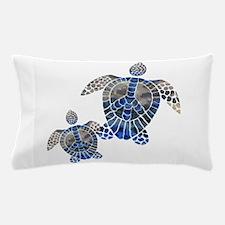 Peace Turtles Pillow Case