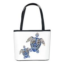 Peace Turtles Bucket Bag