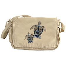 Peace Turtles Messenger Bag