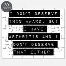 I Dont Deserve This Award Puzzle