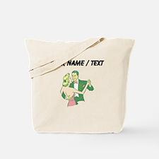 Custom Dancing Couple Tote Bag