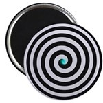 Medusa's Hypno-Refrigerator Magnet