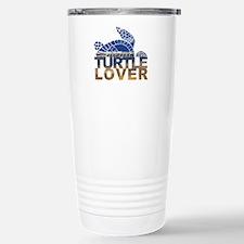 Turtle lover-1 Travel Mug