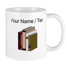 Custom Books Mugs