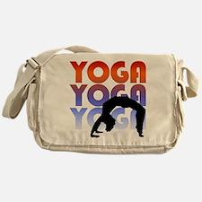 yoga.png Messenger Bag