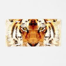 Cool Animal tiger Aluminum License Plate