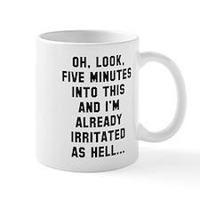 Five minutes Mugs