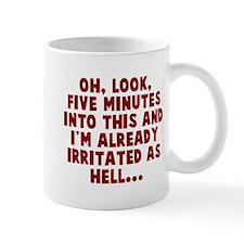 Irritated Mugs