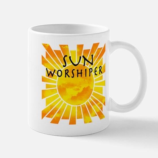 sun worship.png Mugs