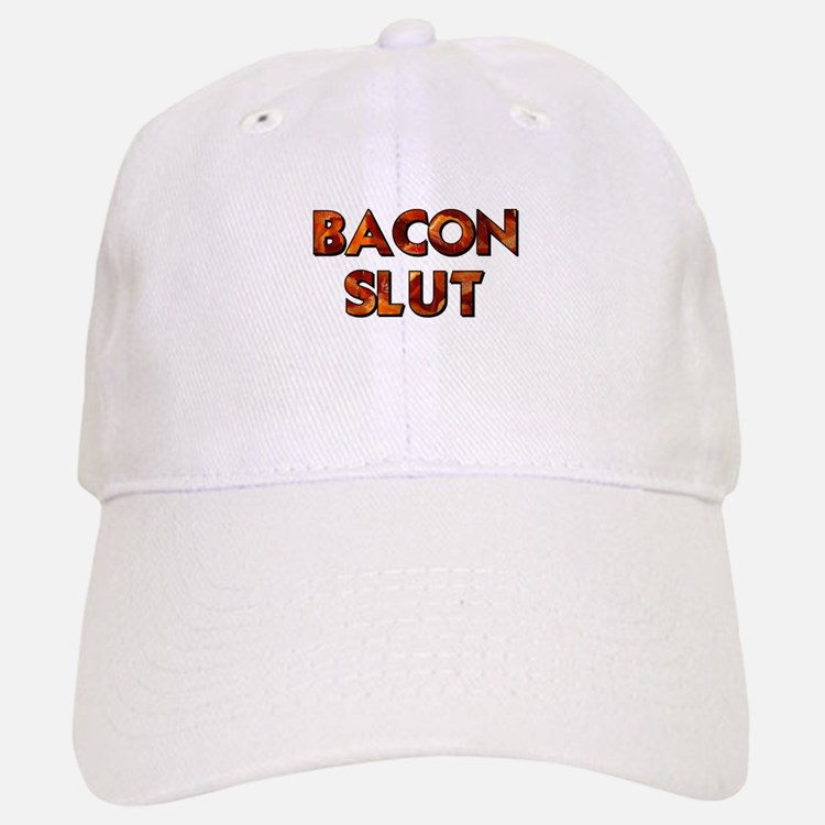 Bacon Slut Baseball Baseball Baseball Cap