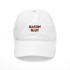 Bacon Slut Baseball Baseball Cap
