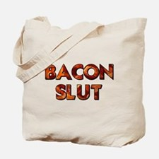 Bacon Slut Tote Bag