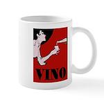 Vino Vintage Lady Mugs