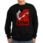 Vino Vintage Lady Sweatshirt