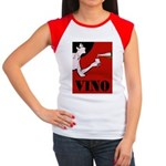 Vino Vintage Lady T-Shirt
