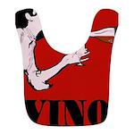 Vino Vintage Lady Bib
