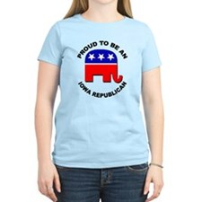 Proud Iowa Republican T-Shirt