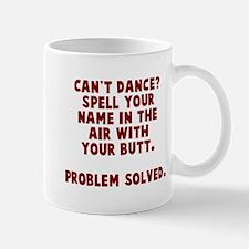Cant dance Mugs