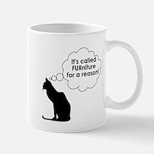 Cat furniture Mugs